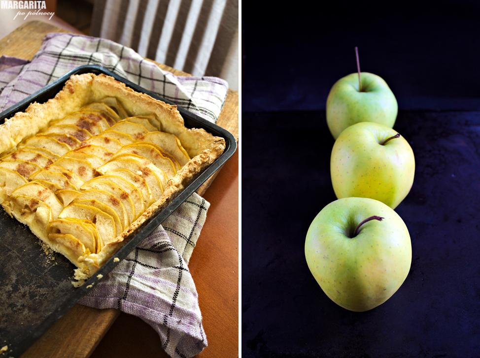 Tarta jabłkowa i gruszkowa