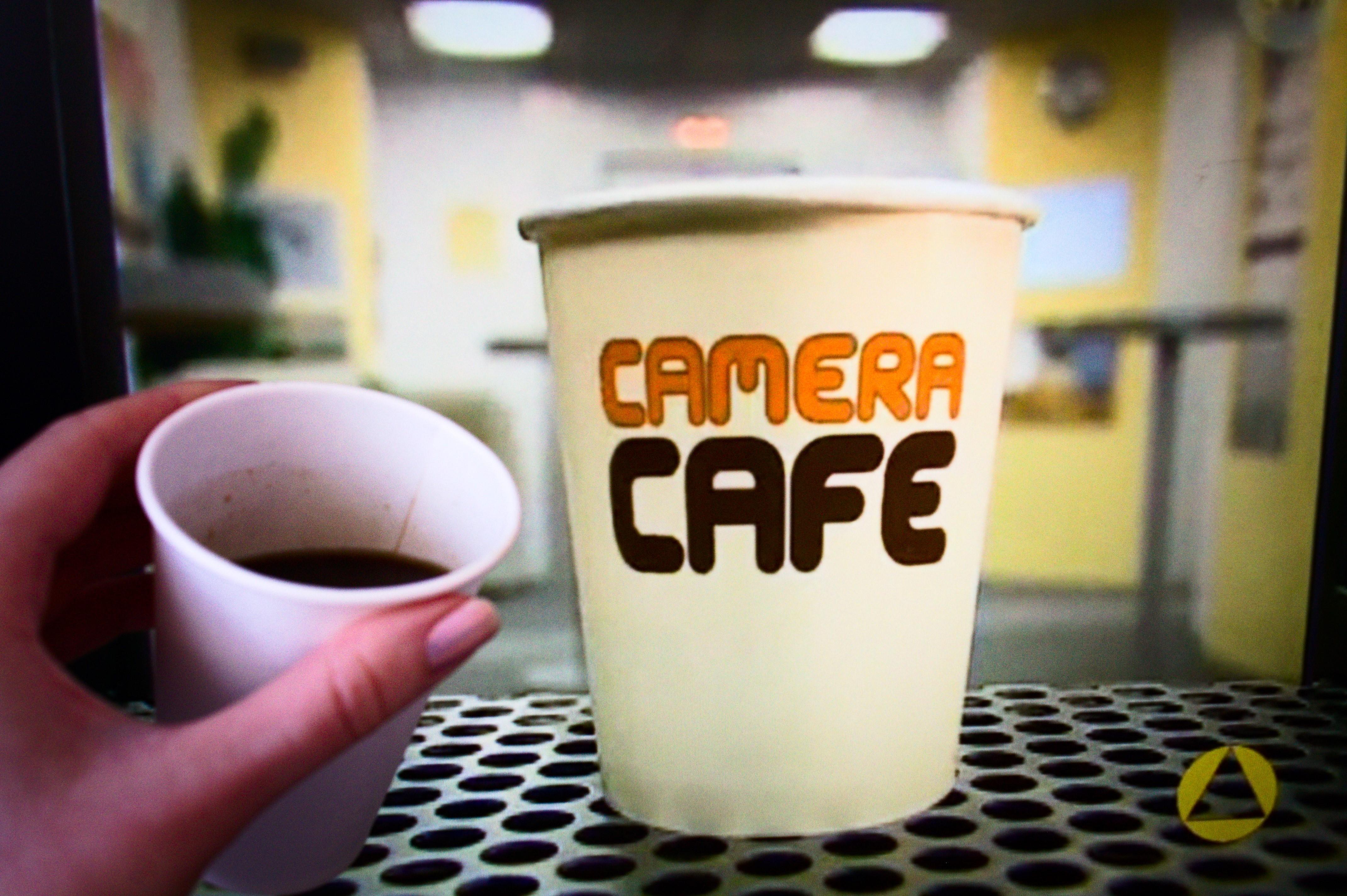 O tej wstrętnej kawie z automatu