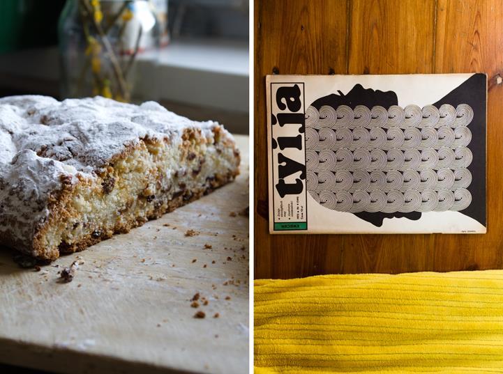 Spóźniony (ale tylko trochę) Chleb Wielkanocny