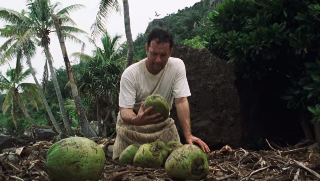 cast away kokosy